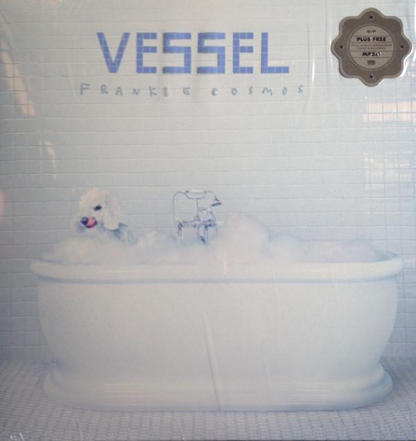 Frankie Cosmos - Vessel - Cover