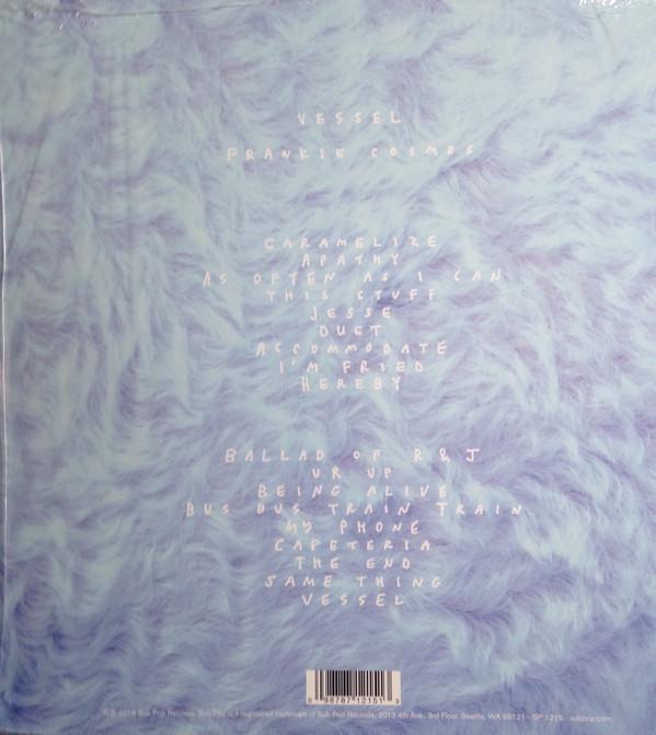 Frankie Cosmos - Vessel Track List