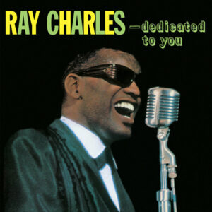 Ray Charles - Vinyl Cover