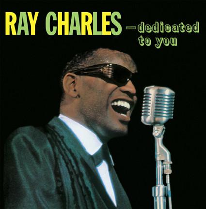 Ray Charles - Vinyl Cover