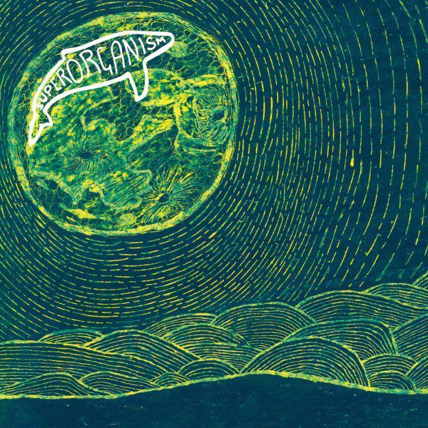 Superorganism - Cover