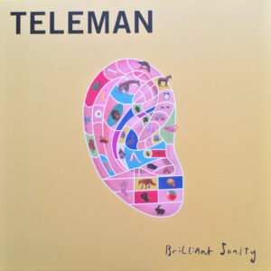 Teleman - Brilliant Sanity - Cover