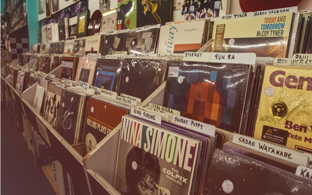 My Top Picks for Record Store Day 2021